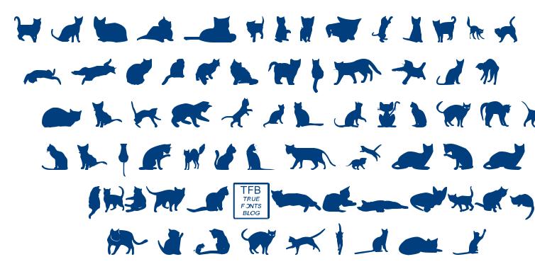 Kitty Cats tfb font