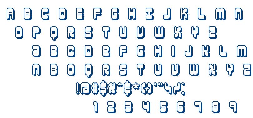 Reason BRK font