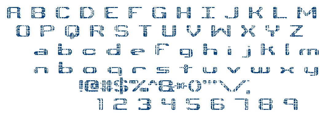 Tonik font