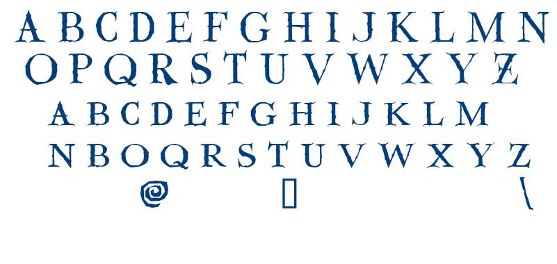 Valdemar font