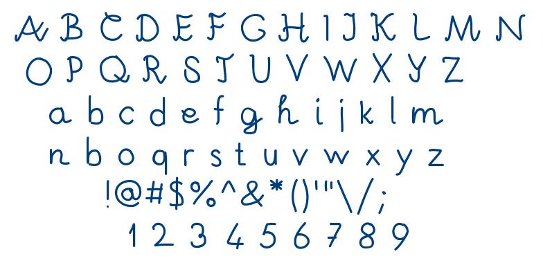 Andrei font