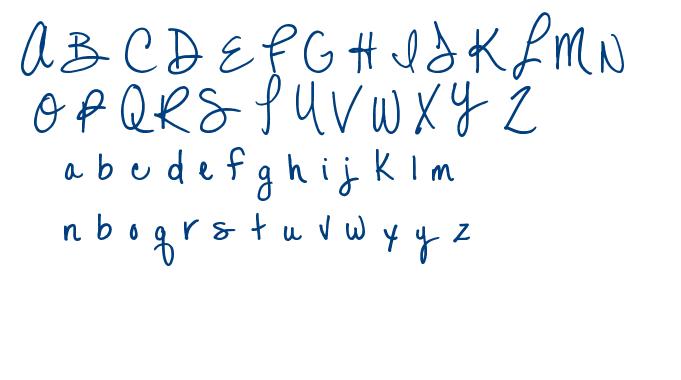 MTF Lexi font