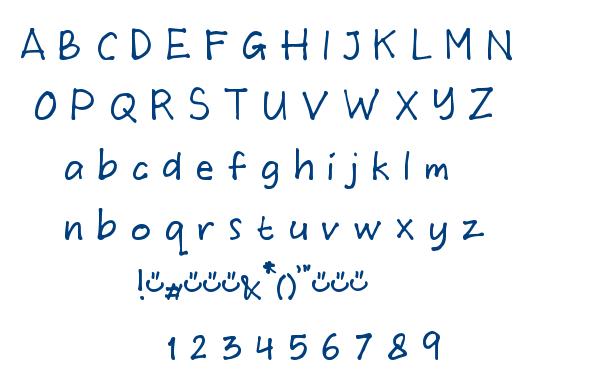 MTF Wulan font