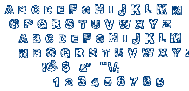 Oomph font