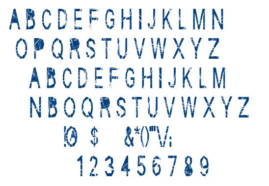 Skratch font