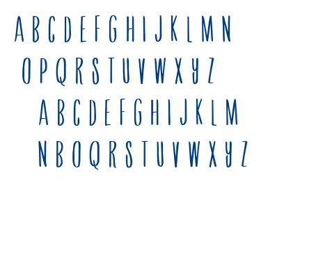 Sombody To Love font