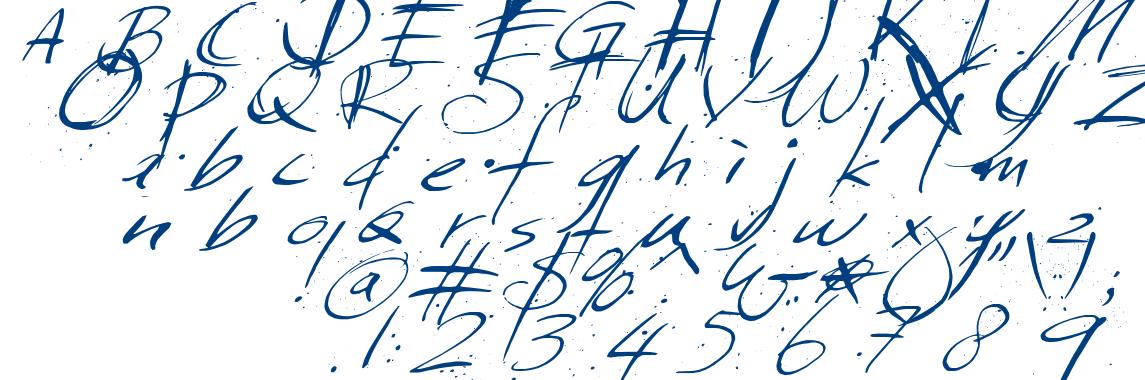 Sunday & Monday font