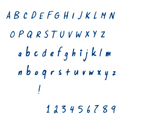 Supersonik Love font