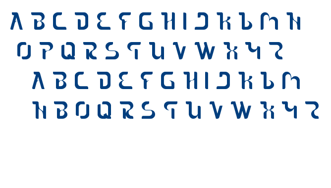 The Sound font