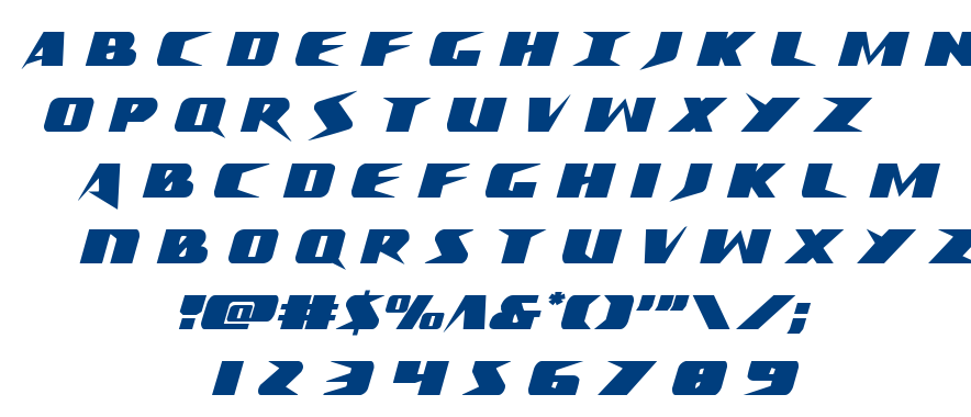 Crime Syndicate font