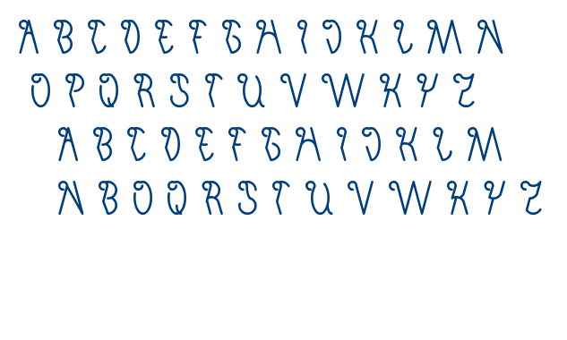 invisible man font