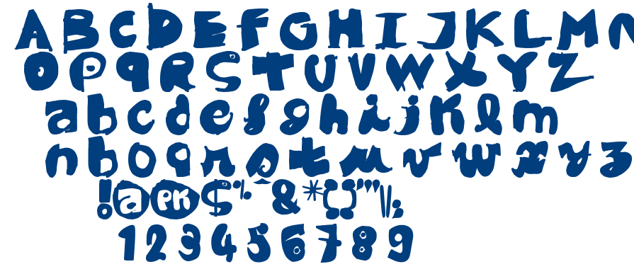 Black Cobra font