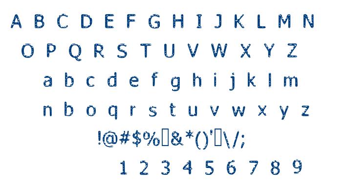 Fada font