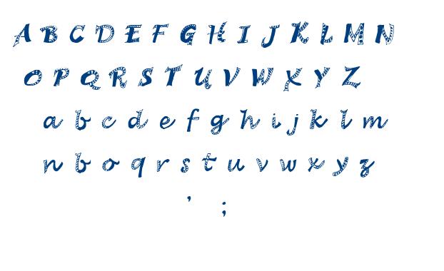 Hagadou font
