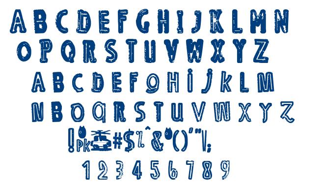 OE Rmx font