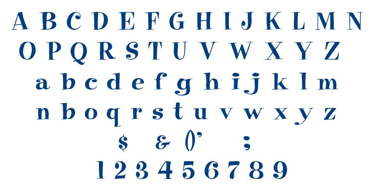Pixie Font font