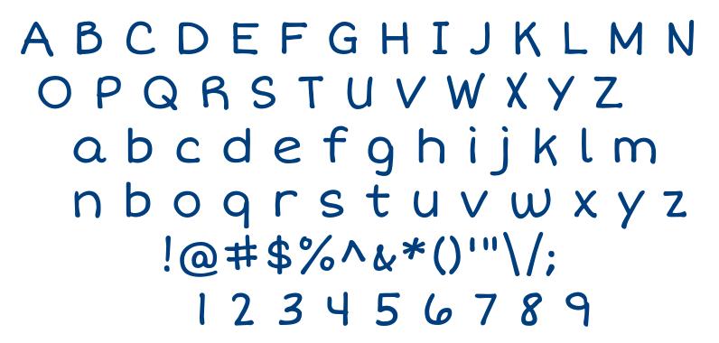 Short Stack font