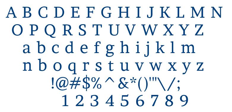 Brawler font