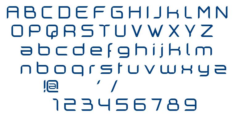 Cilogie font