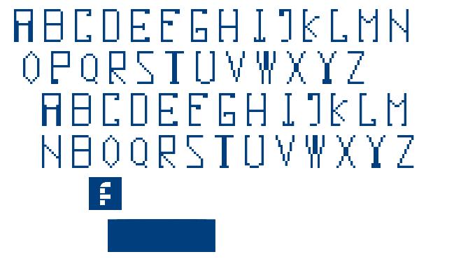 fontocean font