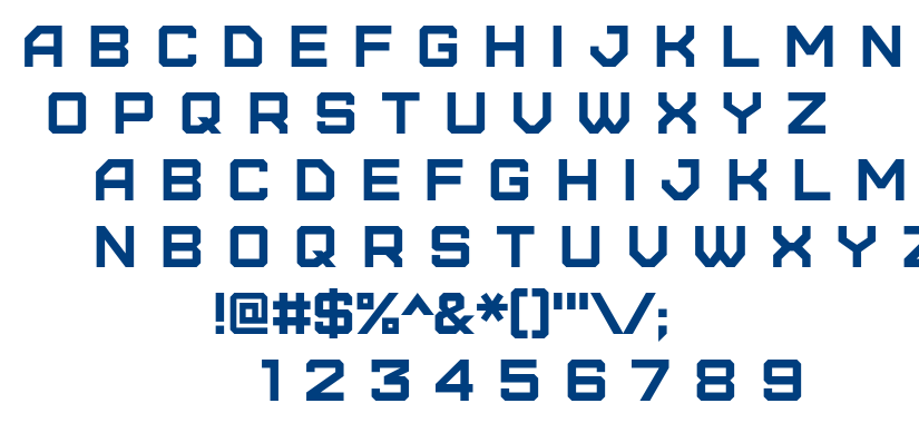Furore font