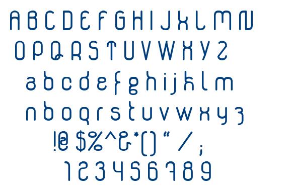 Genikas font