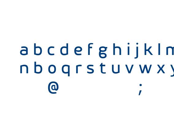henorias font