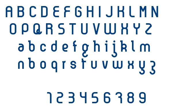 Kyma font