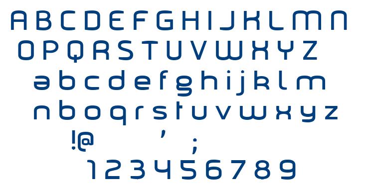 Marilou font