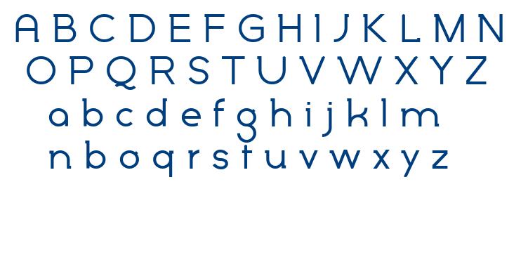 Marylin font