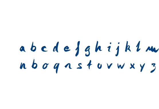 Monika font