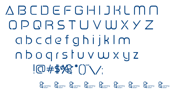 Penguin Sans font