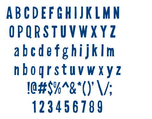 Spidola font