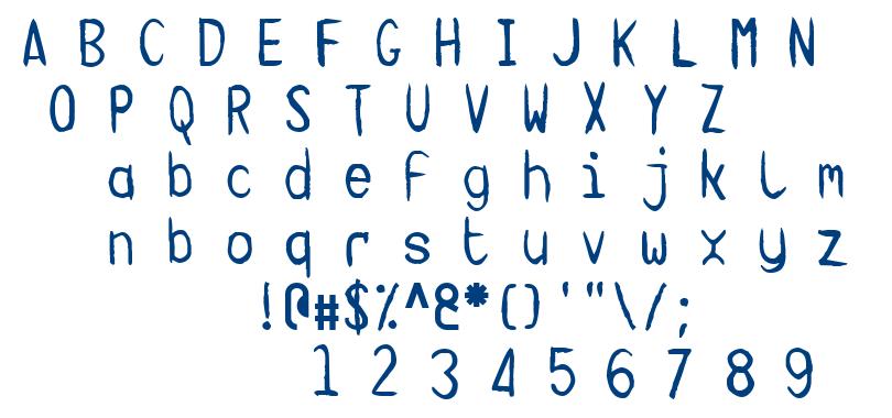 Targa font