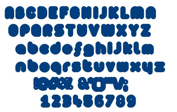 Arista font