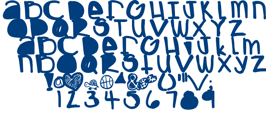 Boing font
