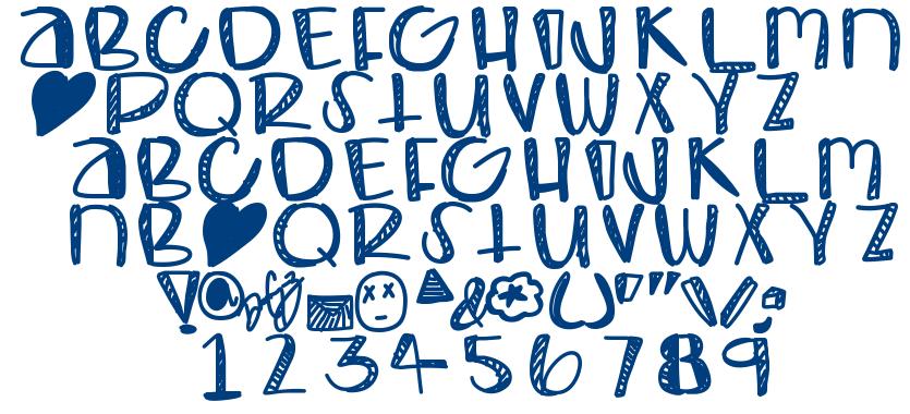 Bombay font