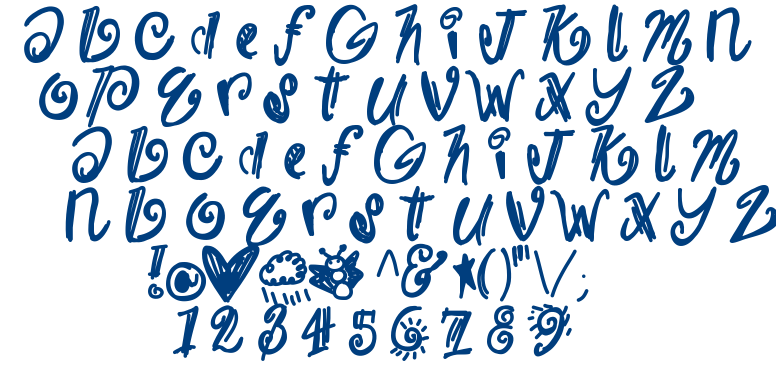 Burrrr font