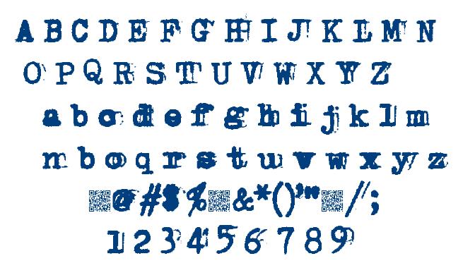 Double Studio font