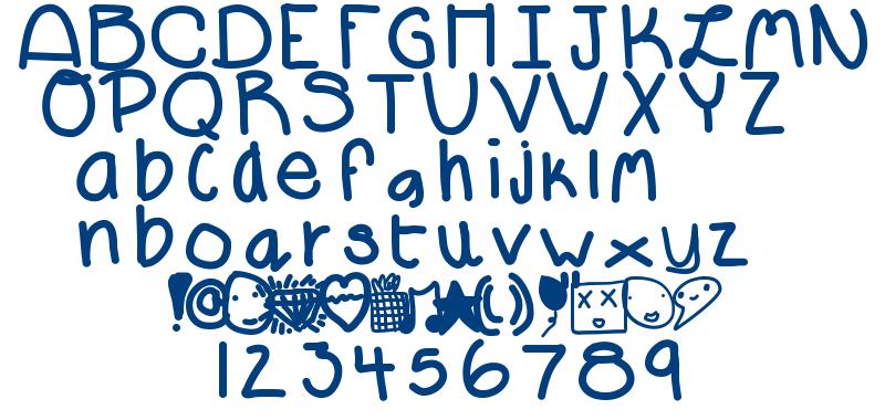 Fonty font