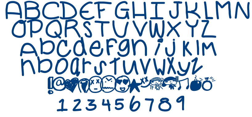 Forever Yours font