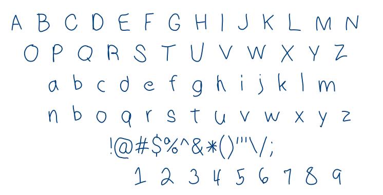 HM Keokuk font