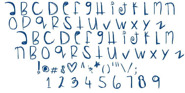 Happy Prada font