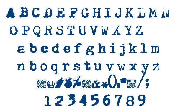 Hermes Rocket font