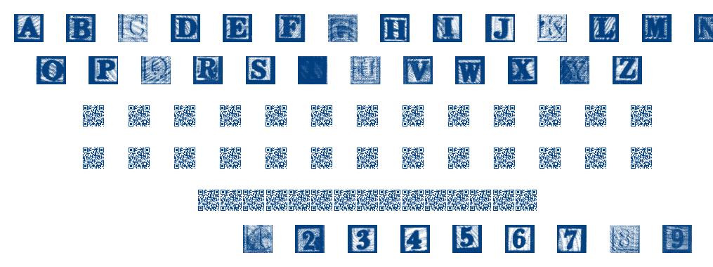 Kids Blocks font