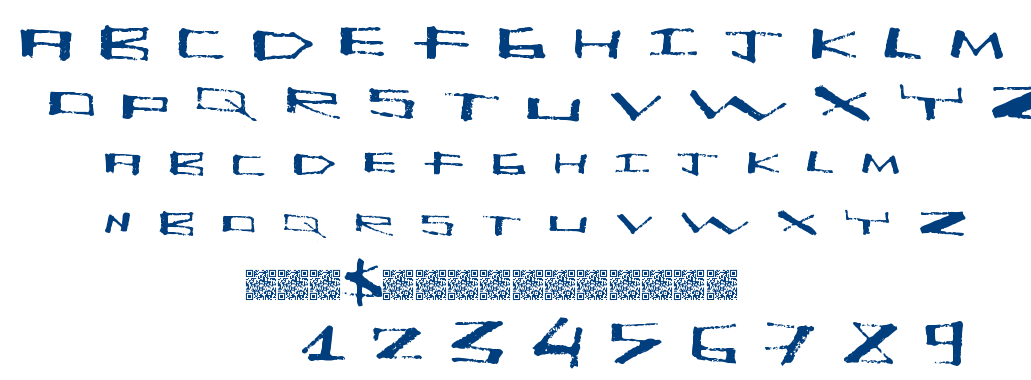 Kite High font