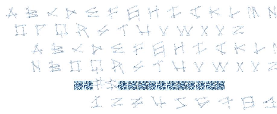 Mega Bone font
