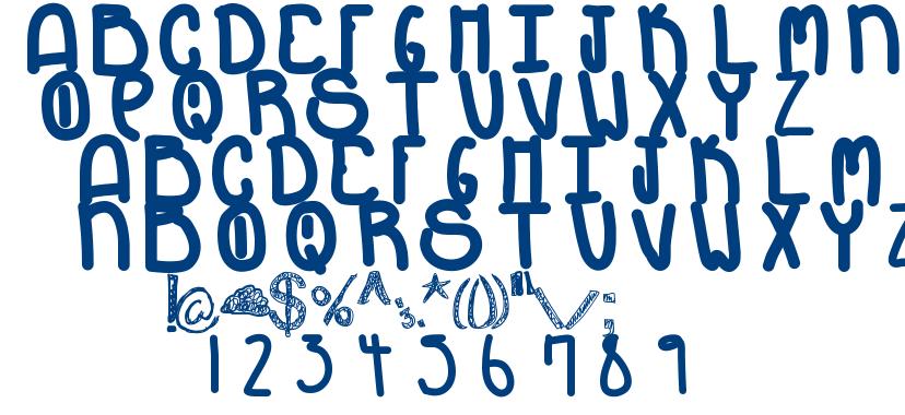 Myth font