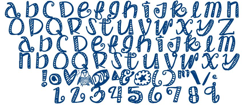 Objectum font