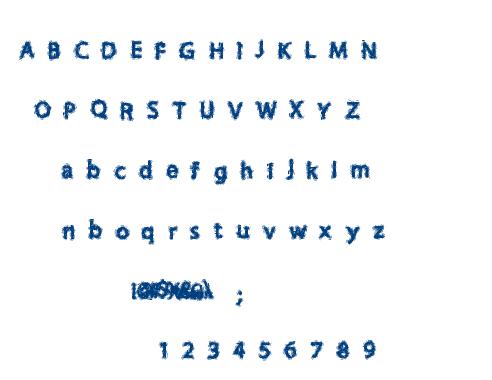 Safe Paper font